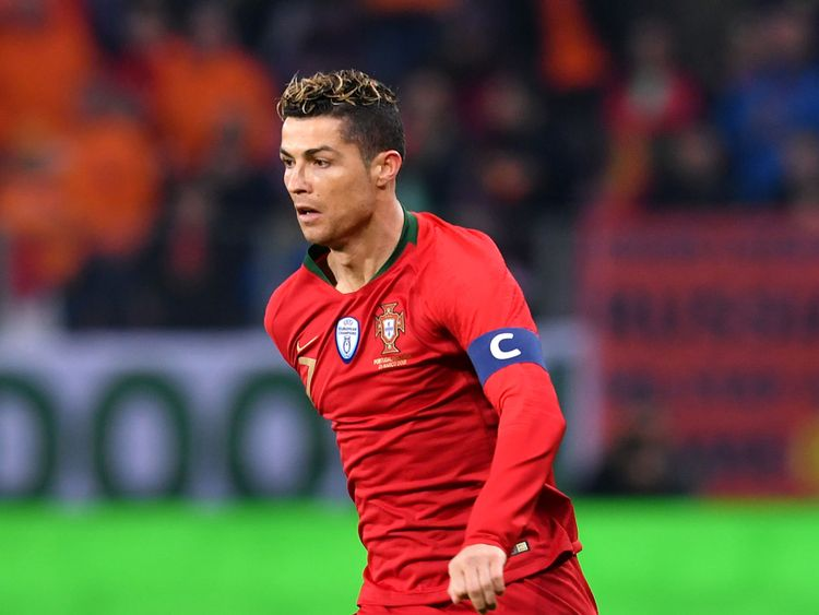 Cristiano Ronaldo's form will be vital to Portugal's chances