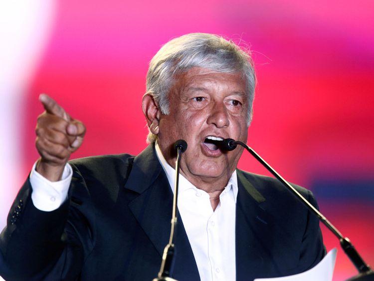 Andres Manuel Lopez Obrador devrait gagner les élections mexicaines