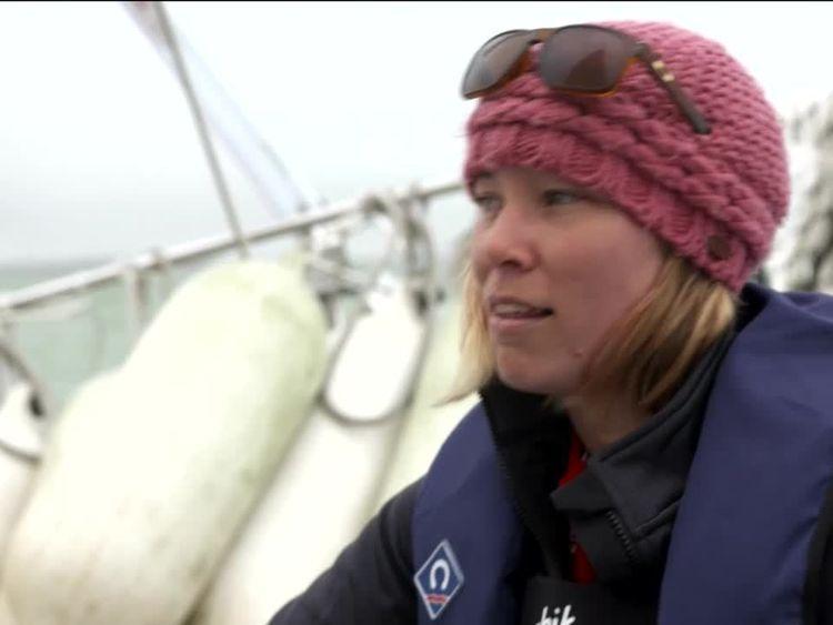 Sailer Susie Goodall