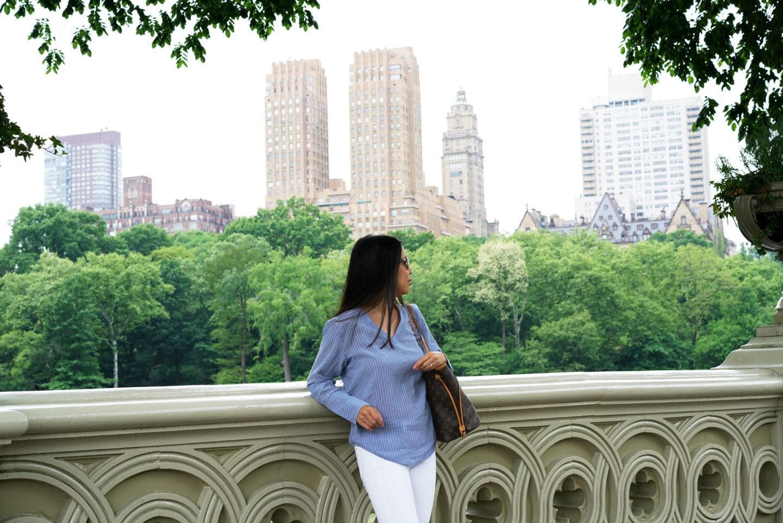 Été à Central Park | Le livre d'apparence BeautY