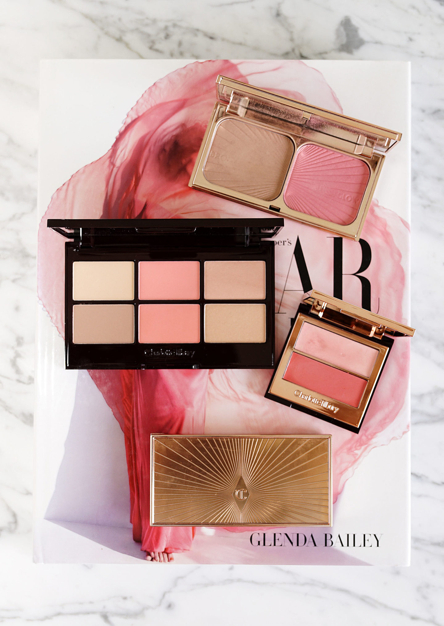 Charlotte Tilbury Palette Emballage Tailles