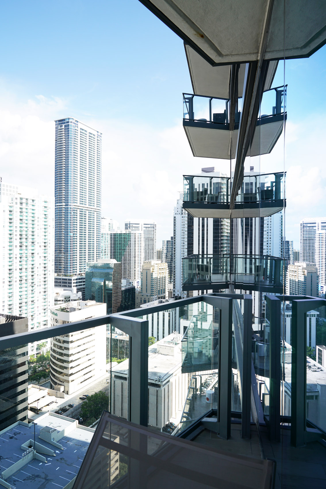 East Miami Hotel Views City