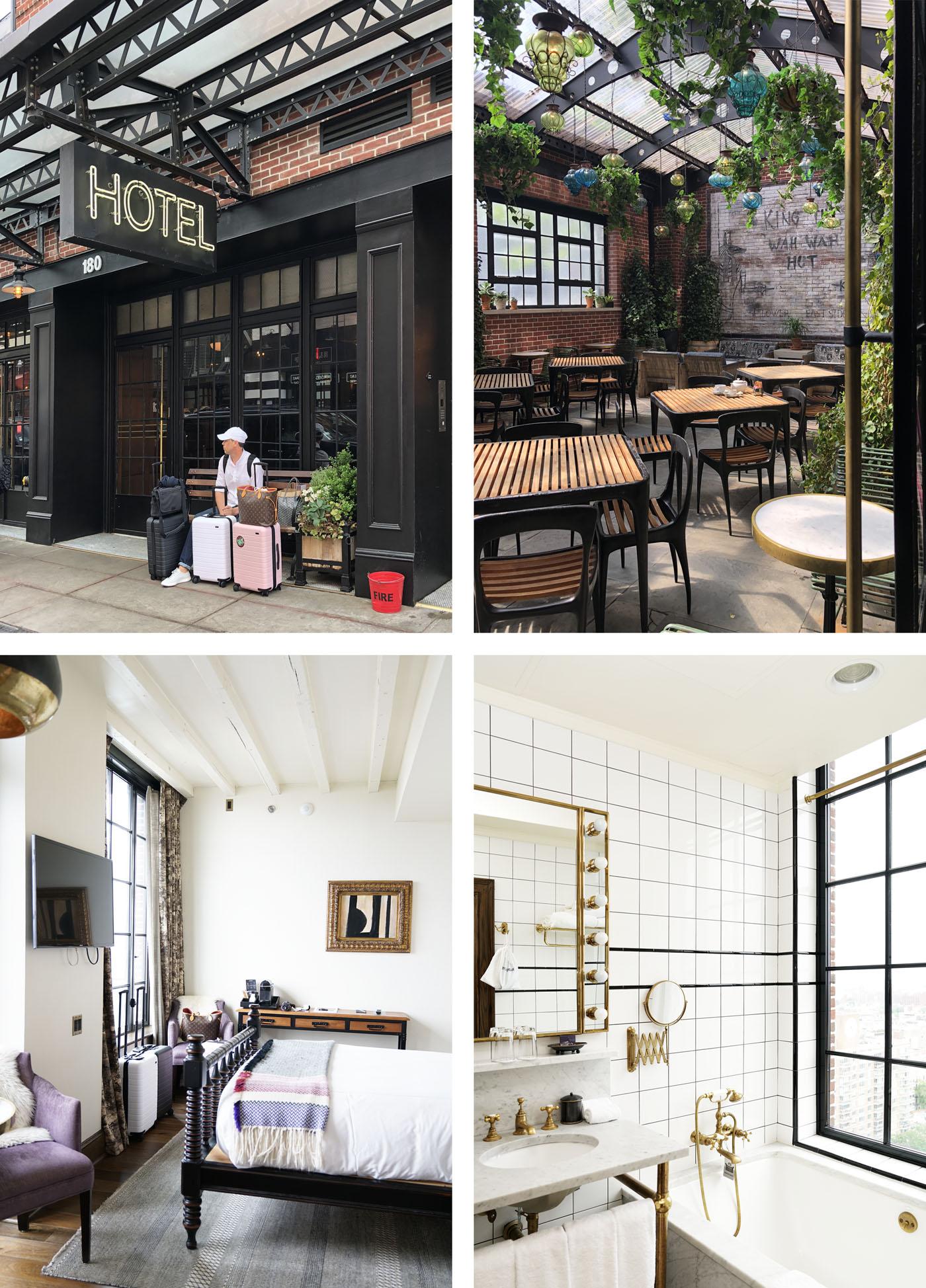 Ludlow Hotel NYC | Le livre de beauté