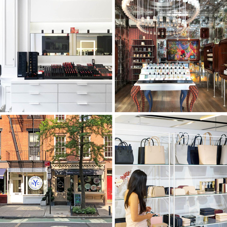 NYC Shopping | Bleecker Street NARS, Diptyque, Le Quotidien Modifié