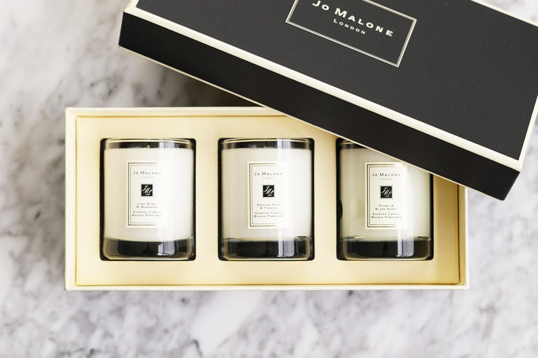 Nordstrom Jo Malone Collection de bougies de voyage