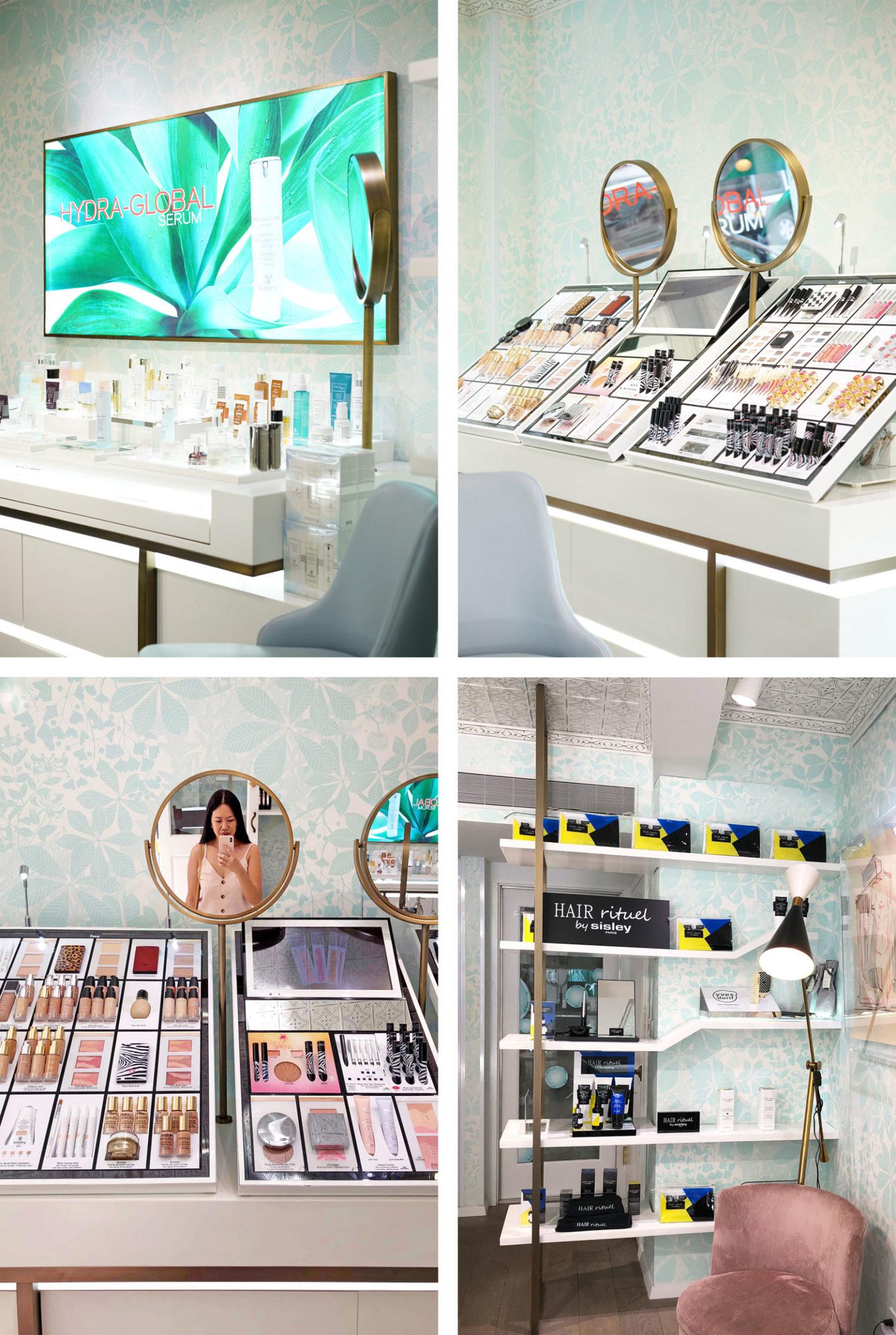 Sisley Boutique NYC | Le livre de beauté