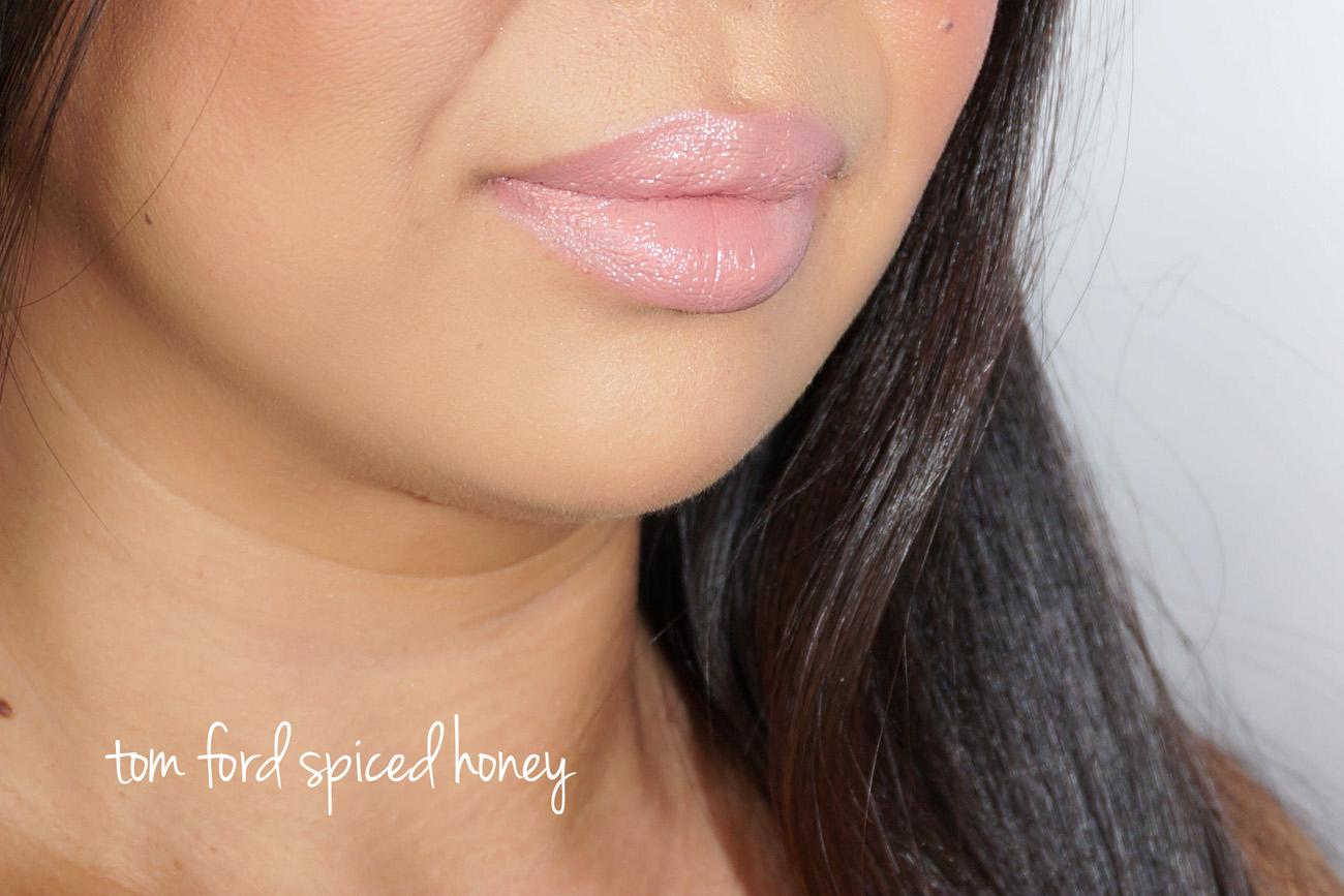 Tom Ford Échantillon de miel épicé à la couleur des lèvres