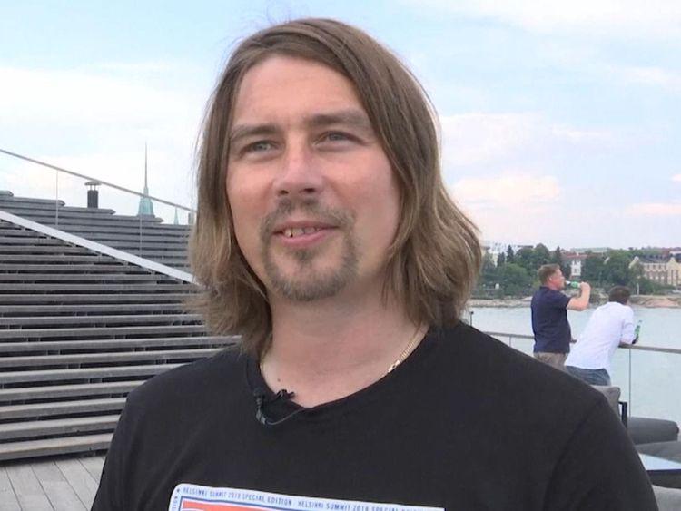 Le PDG Samuli Huuhtanen a déclaré qu'il voulait partager l'art de la résolution de problèmes
