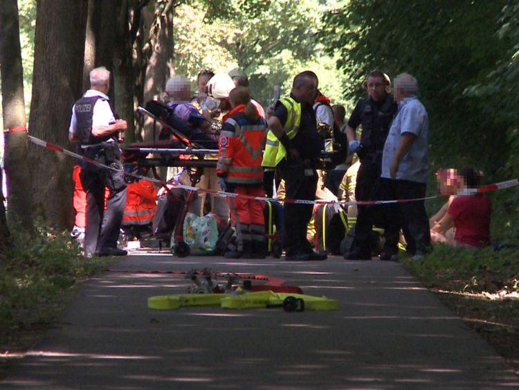 Plusieurs personnes ont été blessées dans une attaque d'autobus en Allemagne