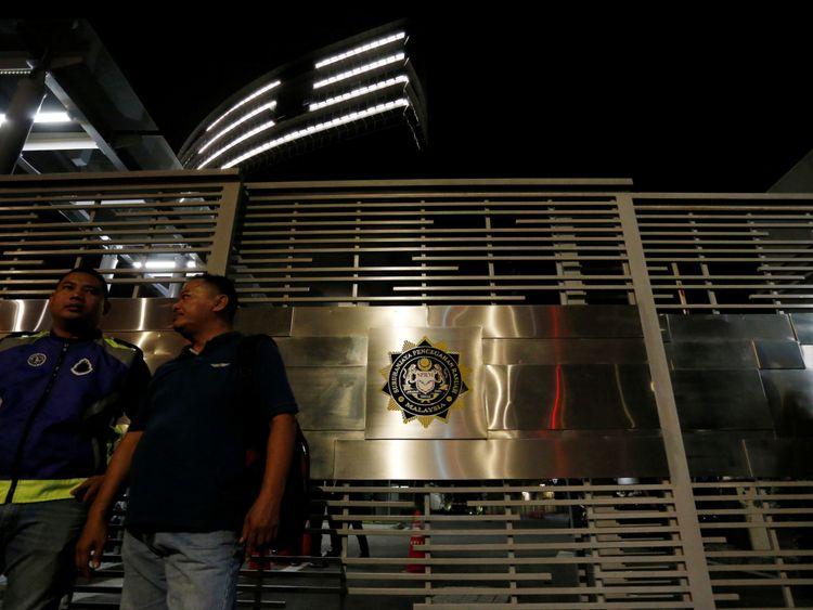 Le siège de la Commission malaisienne de lutte contre la corruption (MACC)