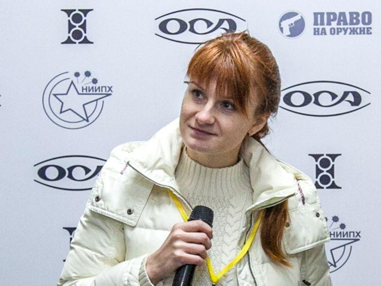Maria Butina fait face à une charge supplémentaire de travailler pour le compte du gouvernement russe