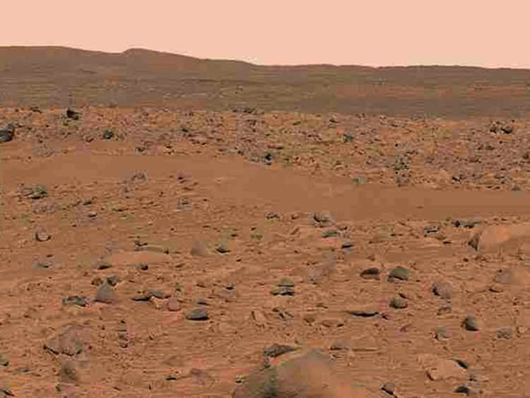 Il y a des milliards d'années, il y avait une abondance d'eau sur Mars