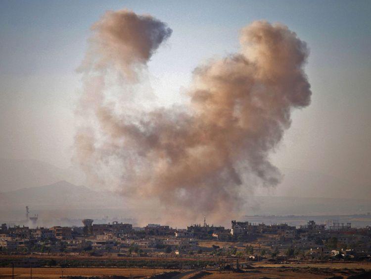 L'escalade du conflit a déplacé des dizaines de milliers