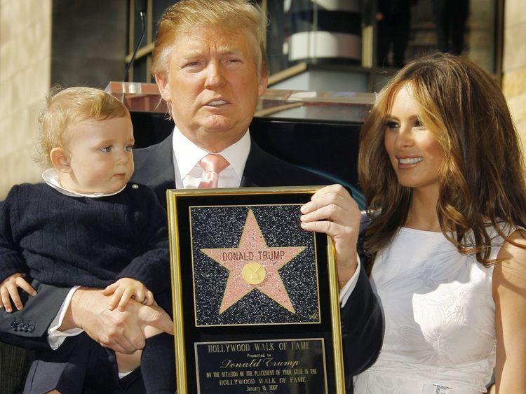Le président a reçu la star en 2007