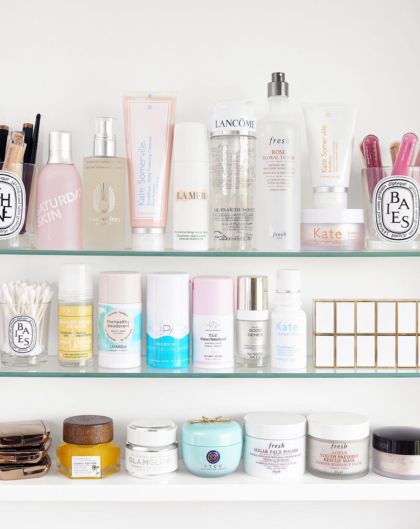 Les meilleurs soins de la peau Kate Somerville, Omorovicza, La Mer, Kopari | Le livre de beauté