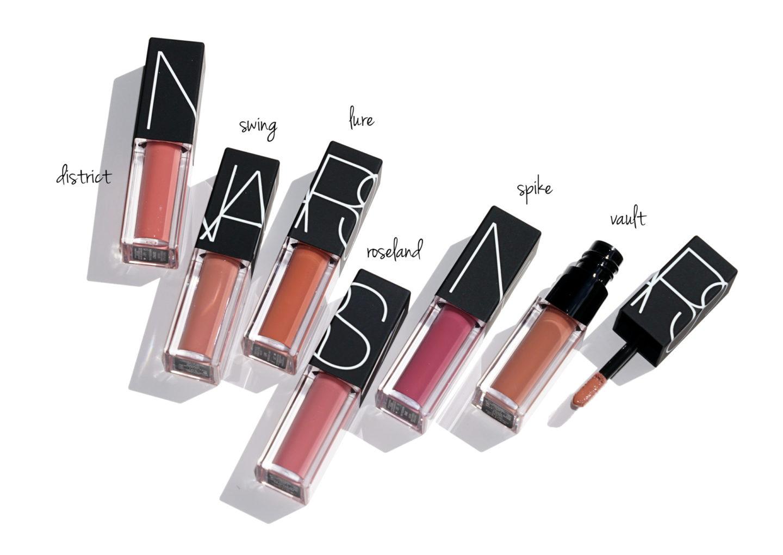 NARS Ulta Wanted Velvet Lip Glide Test critique
