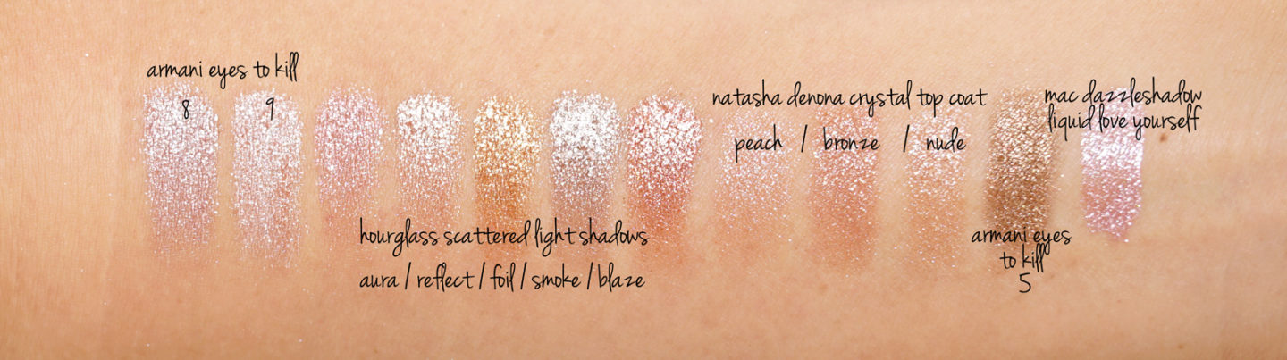 Scattered Light Glitter Eyeshadow by Hourglass #20