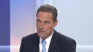 Le chef Thomas Cook parle à Sky News de la mort de touristes à Egypyt