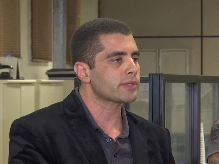 Dr Furtado dit qu'il est innocent après son arrestation