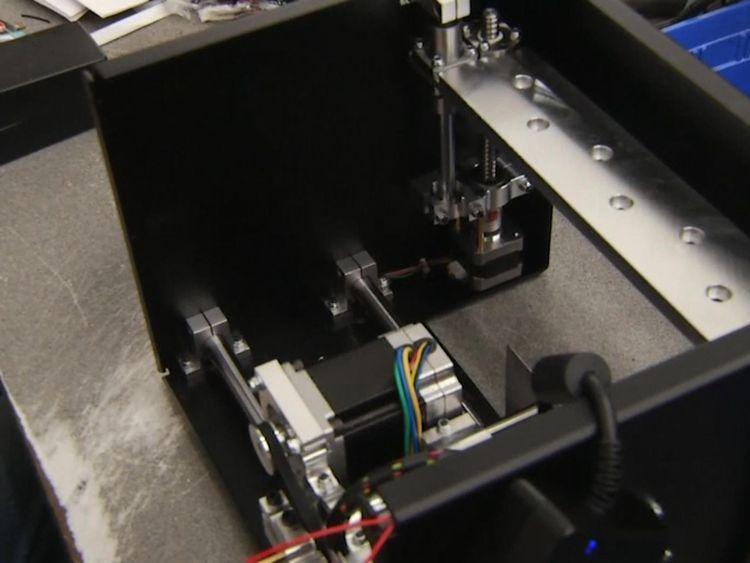 Les imprimantes 3D peuvent créer de nombreux éléments, y compris de nouveaux membres