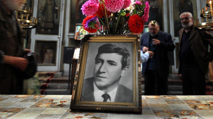 Service de commémoration pour Georgi Markov