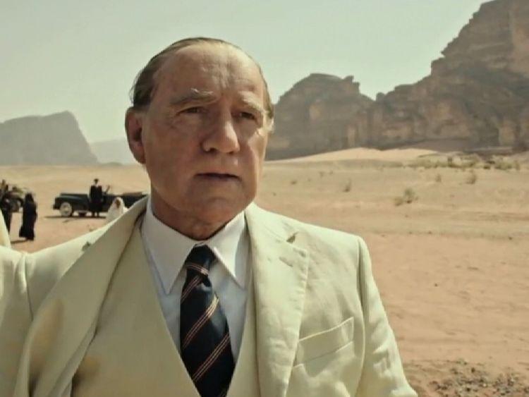 Kevin Spacey dans une bande-annonce du nouveau film de Ridley Scott, avant sa coupe
