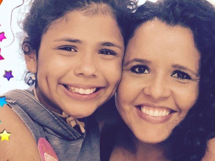 Aryana et Aileen Pizarro étaient la paire également tuée dans le crash