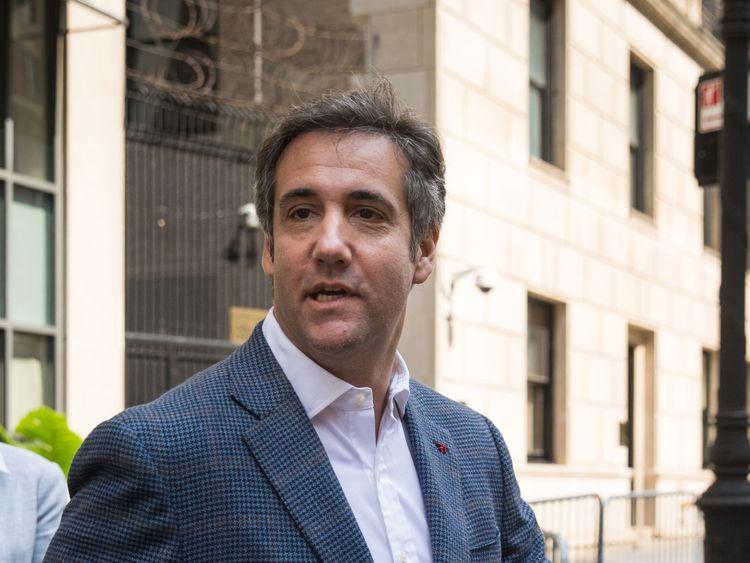 M. Cohen a fait partie du cercle intime de M. Trump pendant de nombreuses années