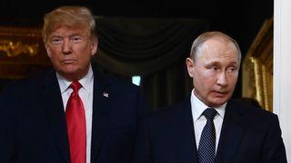 Donald Trump et Vladimir Poutine se sont entretenus lundi à Helsinki