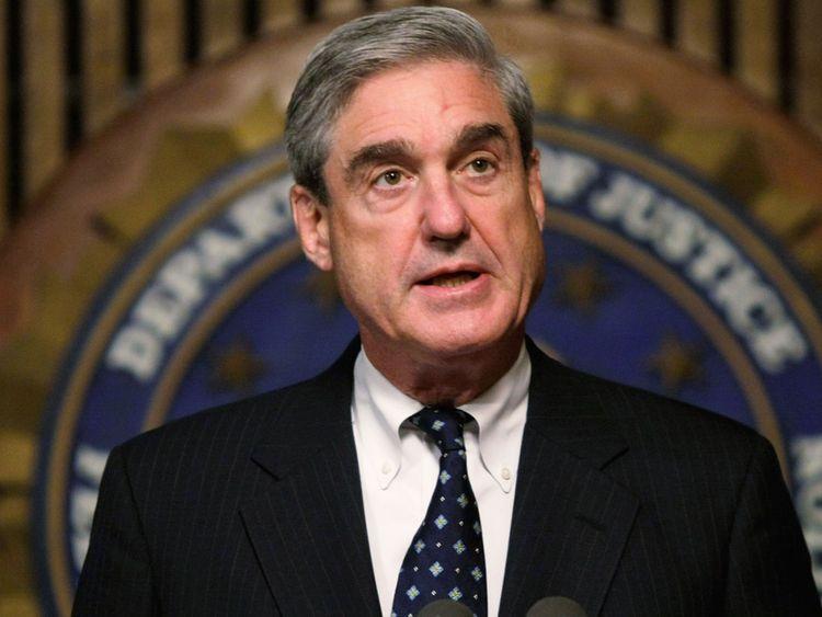 Le conseiller spécial Robert Mueller dirige l'enquête de la Russie sur une éventuelle collusion