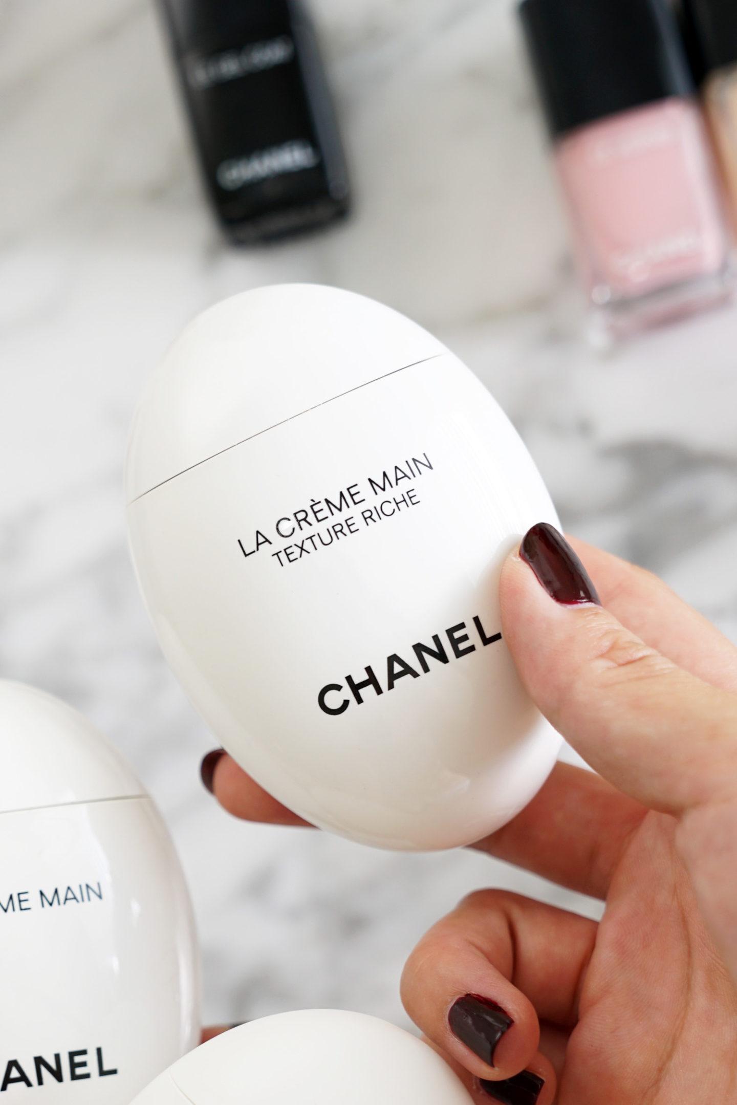 Chanel La Creme Main Texture Riche