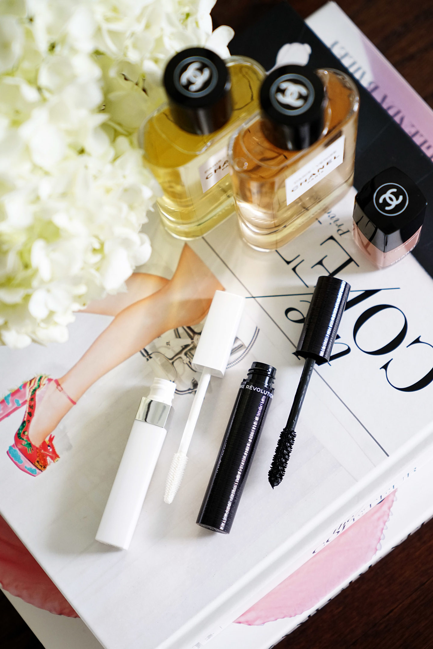 Mascara Chanel La Base + Le Volume Révolution de Chanel