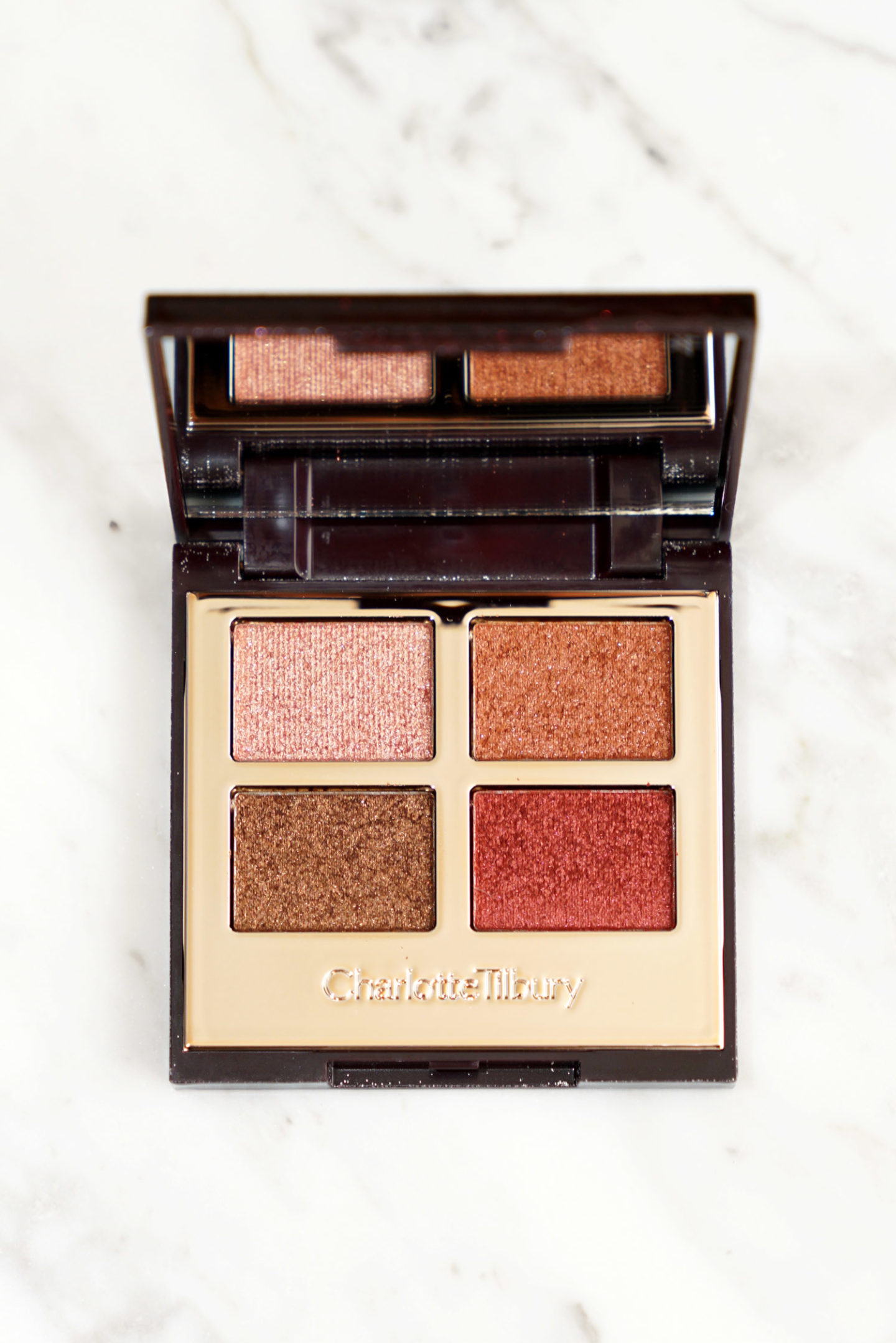 Charlotte Tilbury Palette de luxe de Pops Supersonic Girl Review