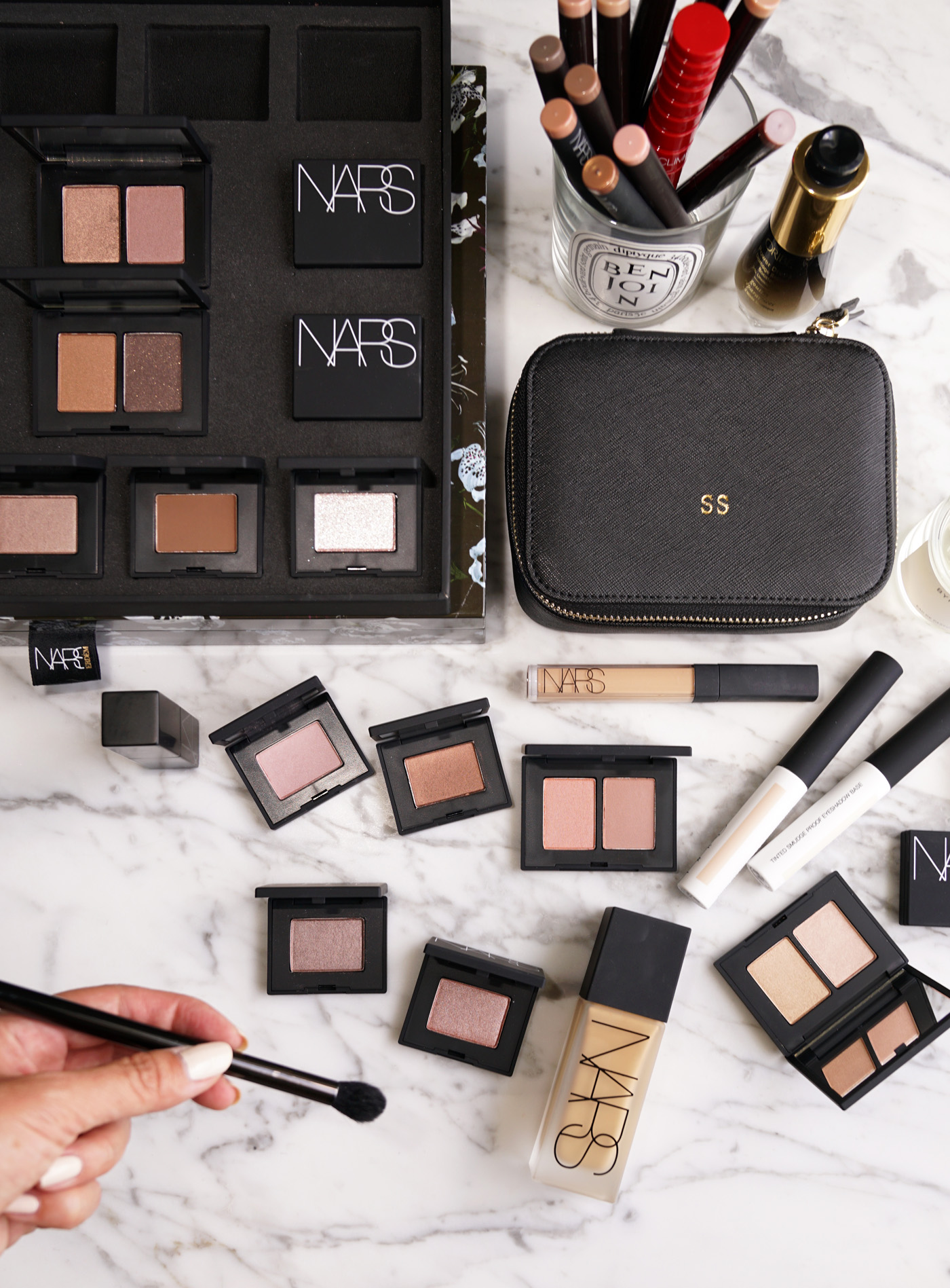 NARS Eyeshadow Single et Duo relance