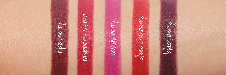 Shu Uemura La Maison du Chocolat Rouge Nuancier suprême illimité de rouge à lèvres