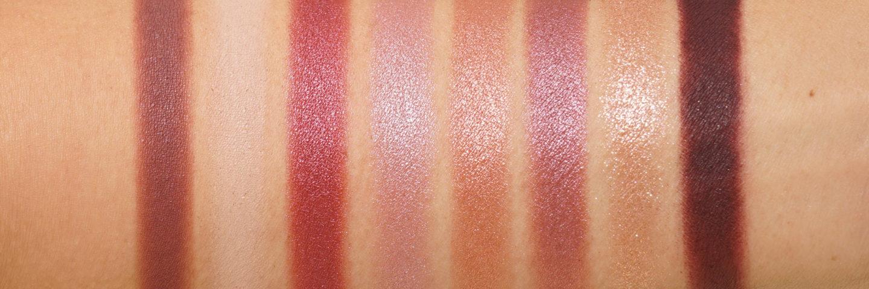 Shu Uemura La palette du fard à paupières Berry Framboise La Maison du Chocolat