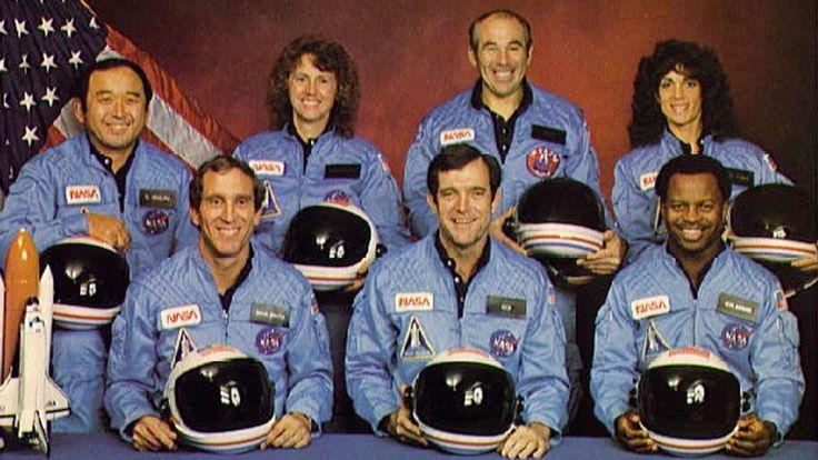 Les sept astronautes à bord ont été tués