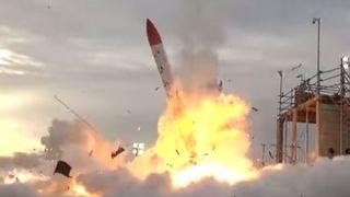 """Explosion de fusée au Japon. Image: Technologies interstellaires """"srcset ="""" https://e3.365dm.com/18/06/320x180/skynews-rocket-explosion-japan_4349541.jpg?20180630114721 320w, https://e3.365dm.com/18/06 /640x380/skynews-rocket-explosion-japan_4349541.jpg?20180630114721 640w, https://e3.365dm.com/18/06/736x3414/3030730309193019301930193019303031930319301930193019301930319303193031930319CD19303CD3C03C0FGGGGGG .365dm.com / 18/06 / 992x558 / skynews-rocket-explosion-japan_4349541.jpg? 20180630114721 992w, https://e3.365dm.com/18/06/1096x616/skynews-rocket-explosion-japan_4349541.jpg? 20180630114721 1096w, https://e3.365dm.com/18/06/1600x900/skynews-rocket-explosion-japan_4349541.jpg?20180630114721 1600w, https://e3.365dm.com/18/06/1920x1080/skynews- fusée-explosion-japan_4349541.jpg? 20180630114721 1920w, https://e3.365dm.com/18/06/2048x1152/skynews-rocket-explosion-japan_4349541.jpg?2018063011471721 2048w """"tailles"""""""