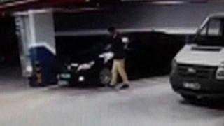 La vidéosurveillance indique des mouvements suspects. avec les voitures du consulat saoudien.