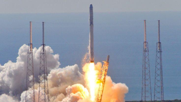 Le Falcon 9 de SpaceX a explosé peu après le décollage de juin 2015