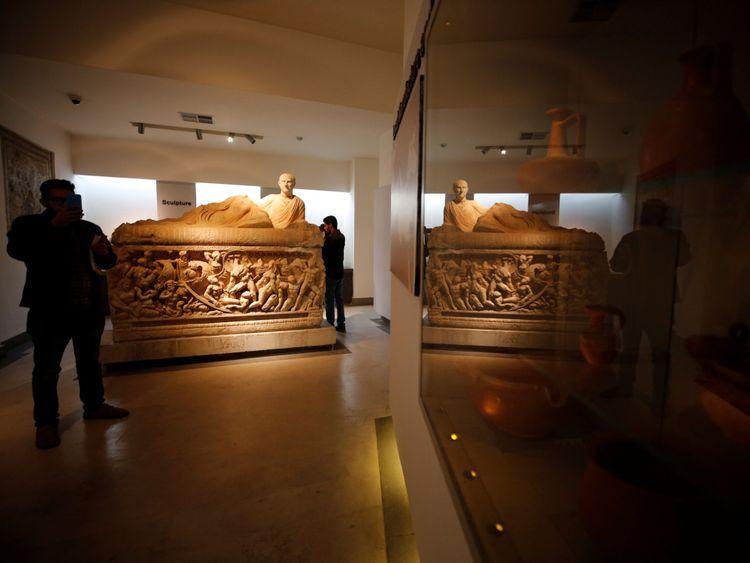 Le musée était fermé depuis plus de six ans