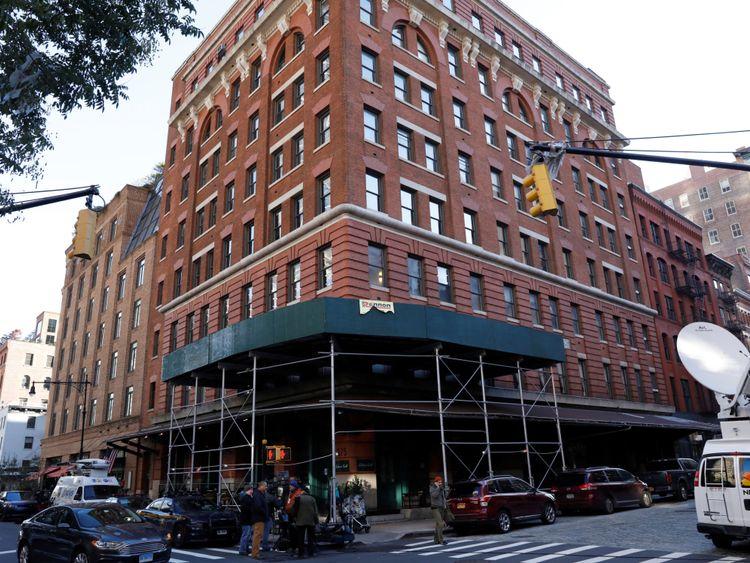 Le restaurant de Robert De Niro est situé dans le Tribeca Film Center