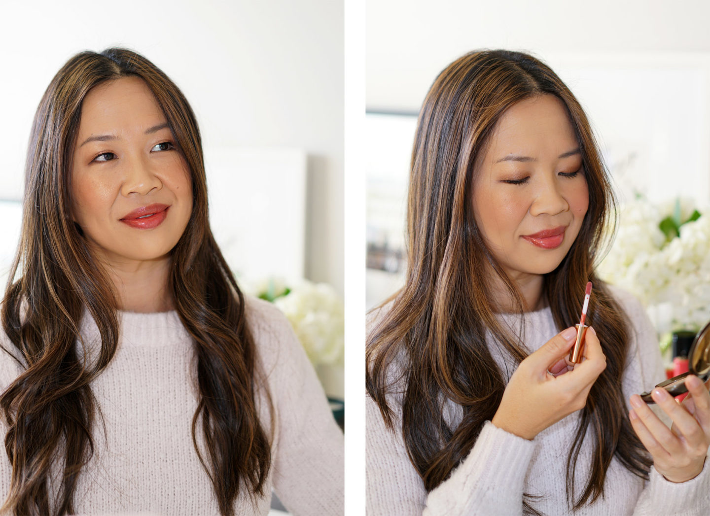 Becca x Chrissy Teigen Holiday Look Look Review