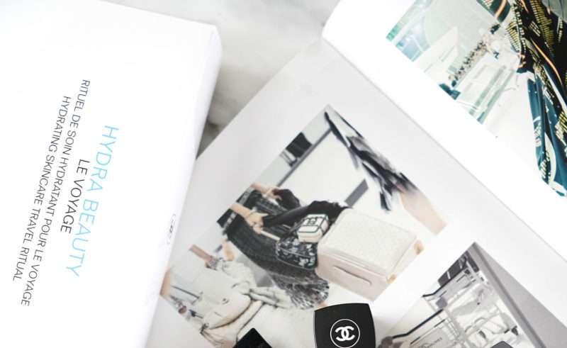 43036fc9224d Le lundi Cyber, Chanel a lancé trois ensembles de soins de la peau Le  Voyage Travel, qui sont encore disponibles pour une durée limitée.