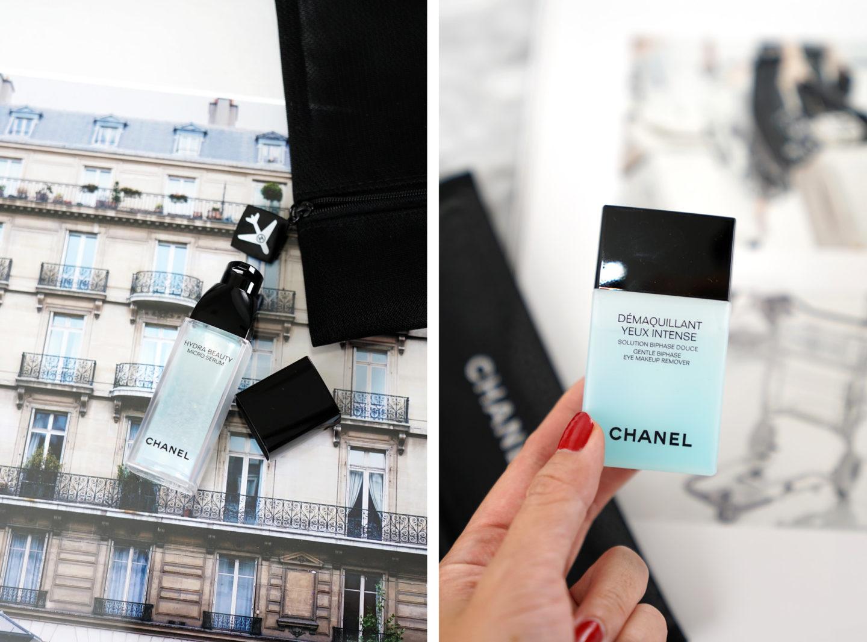 Chanel Mini Hydra Beauty Démaquillant pour les yeux et les yeux