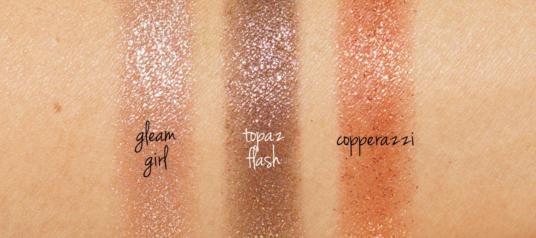 Marc Jacobs - Examen et nuances de fards à paupières Glam Glitter Beauty See-Quins
