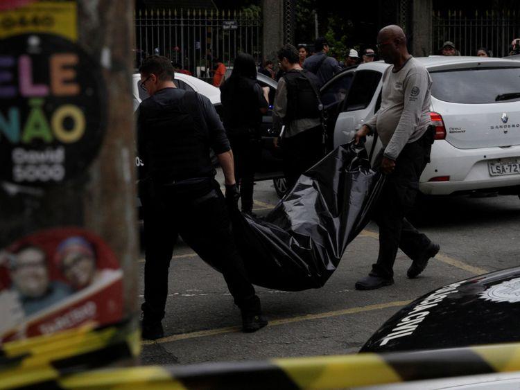Il y a eu 63.880 meurtres au Brésil l'année dernière