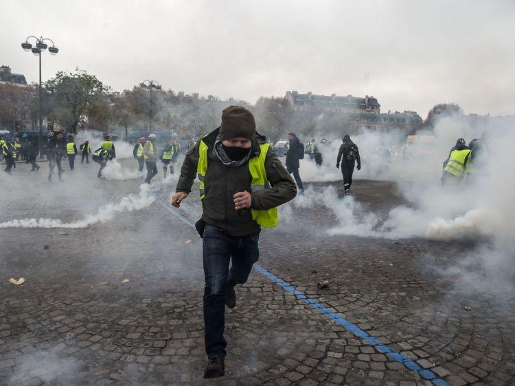 La majorité des Français soutiennent les manifestations, selon un sondage