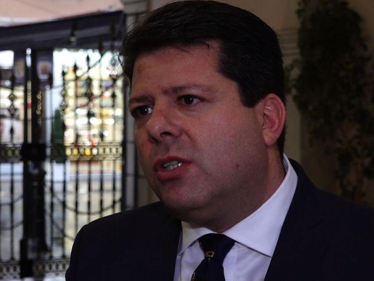 Fabian Picardo, le ministre en chef de Gibraltar, estime que le Brexit n'est pas bon pour la Grande-Bretagne.