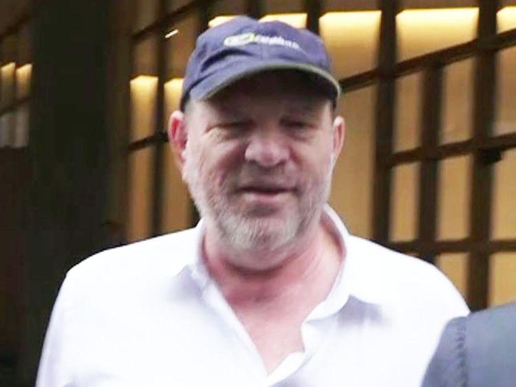 Harvey Weinstein à New York, un an après la sortie des accusations portées contre lui